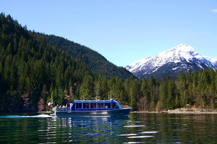 Diablo Lake And Lunch Tour